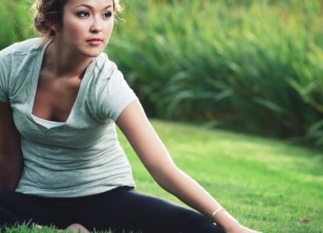 yoga(thuis)
